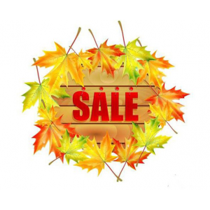 Осеннее снижение цен.